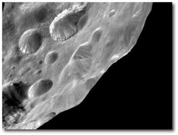 nucleus of a comet