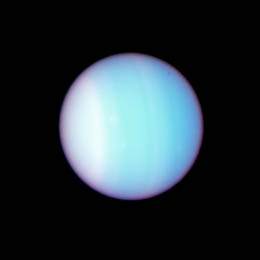 HST photo of Uranus